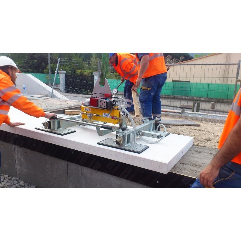 Location palonniers pour produit b ton - Rehausse beton ronde ...