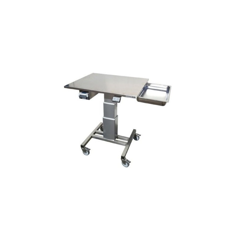 Table de levage mobile inox lectrique limbo - Table elevatrice electrique occasion ...