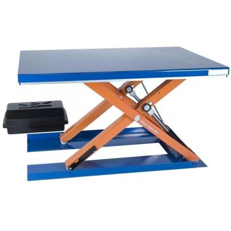 Table élévatrice extra plate - CCB 1000 B