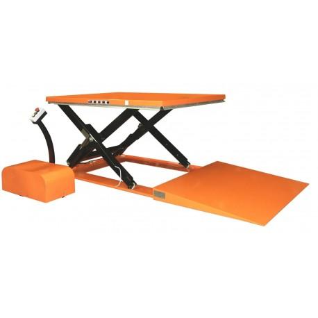 Table élévatrice extra plate - HSL 1500