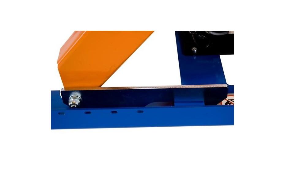 Table levatrice fixe double ciseaux verticaux tmd 1500 for Table elevatrice a ciseaux