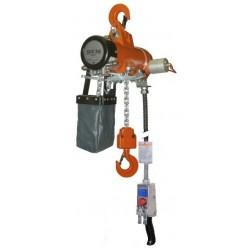 <p>Capacité : 1000 Kg</p> <p>Vitesse de levage en charge : 6 m/ min</p> <p>Hauteur d'élévation standard : 3000 mm</p>
