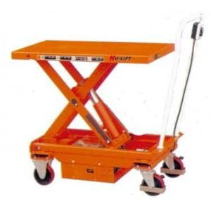 Table de levage mobile l ctrique es 75 palvac - Table elevatrice electrique occasion ...