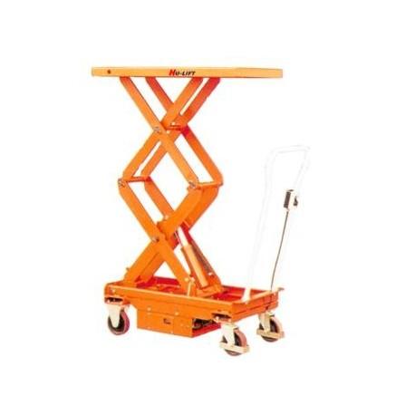 Table l vatrice mobile l ctrique es 30 d - Table elevatrice electrique occasion ...