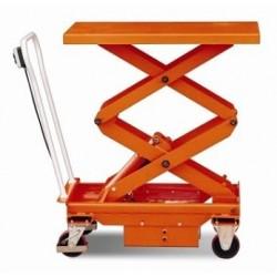 Table l vatrice mobile l ctrique es 50 d - Table elevatrice electrique occasion ...