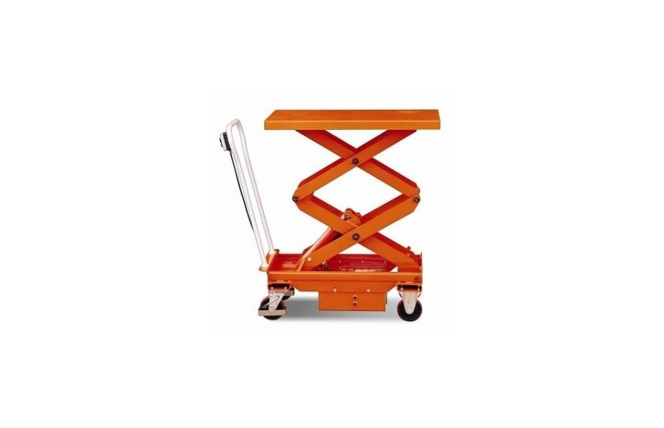 Table l vatrice mobile l ctrique es 50 d palvac - Table elevatrice electrique occasion ...