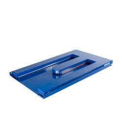 """<p><a title=""""table en E"""" href=""""http://palvac.com/12-table-elevatrice-en-e"""">Table élévatrice châssis en E</a> /</p> <p>Capacité 600 Kg /</p> <p>Elévation maxi : 800 mm</p> <p>Haute qualité de fabrication Européenne.</p>"""