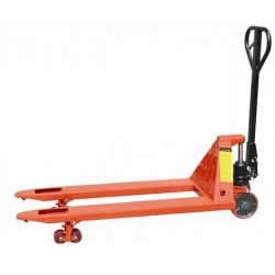 <p>Transpalette manuel standard</p> <p>Capacité 2000 Kg / Longueur des fourches 1150 mm</p>