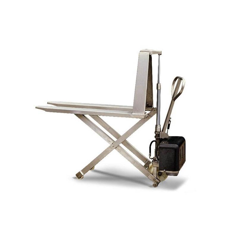 transpalette haute lev e manuel inox 316 hs 540 e. Black Bedroom Furniture Sets. Home Design Ideas