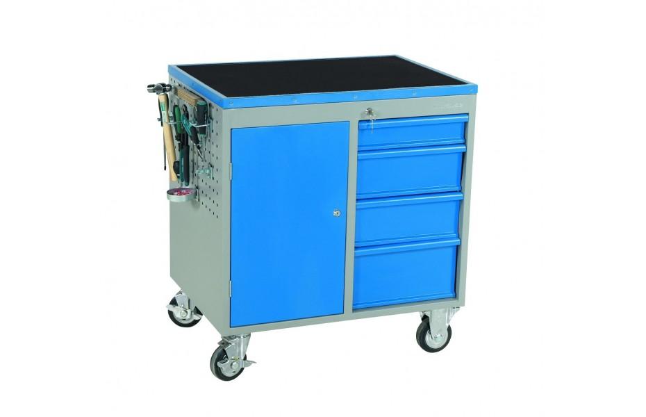 chariot outils 74015 palvac. Black Bedroom Furniture Sets. Home Design Ideas