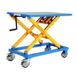 Table élévatrice mobile manuelle à manivelle - LBM 300