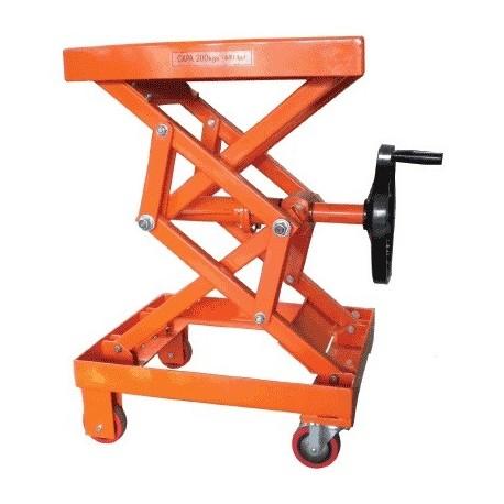Table élévatrice mobile manuelle à manivelle - BV 200