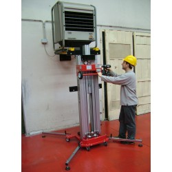 <p>Capacité 280 kg / Hauteur d'élévation 4645 mm</p>