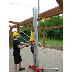 <p>Capacité 180 kg / Hauteur d'élévation 4190 mm</p>