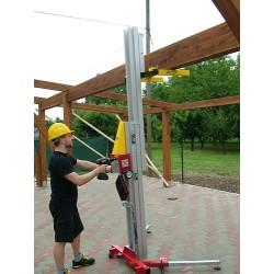 <p>Capacité 180 kg / Hauteur d'élévation 5400 mm</p>