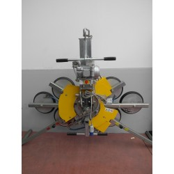 <p>Palonnier PALVAC serie VEB 6 RCMBM / capacité 600 Kg / Alimentation 220 V Mono</p>