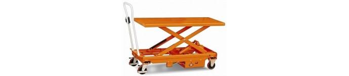 Table l vatrice mobile lectrique palvac - Table elevatrice electrique occasion ...