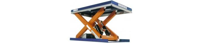 Tables l vatrices lectriques palvac - Table elevatrice electrique occasion ...