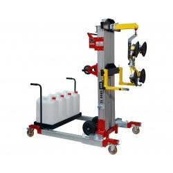 <p>Capacité 280 kg /</p> <p>Hauteur d'élévation 4540 mm</p>