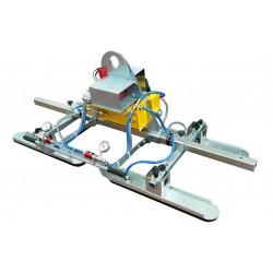 Palonnier à ventouses pour panneaux sandwich et bardage CL-1-4 / 250 Kg