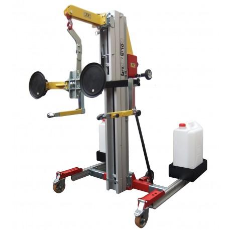 <p>Capacité 140 kg /</p> <p>Hauteur d'élévation 2946 mm</p>