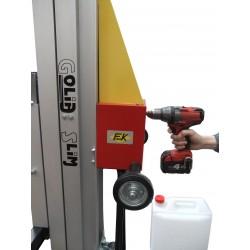 Elévateur à ventouses mobile de vitrage SLIM GLASS