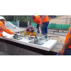 Palonnier à ventouses pour dalle et pierre - M4 - PALVAC