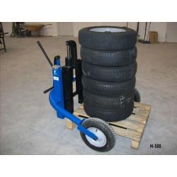 Mini transpalette manuel tout terrain M500 - 500 kg