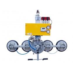 GL-VB4 L Palonnier à ventouses pour vitrage - 400 Kg