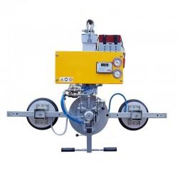 GL-VB2 D4 Palonnier à ventouses pour vitrage - 300 Kg