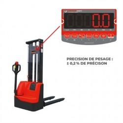 Gerbeur électrique Peseur SECL 1029 SC