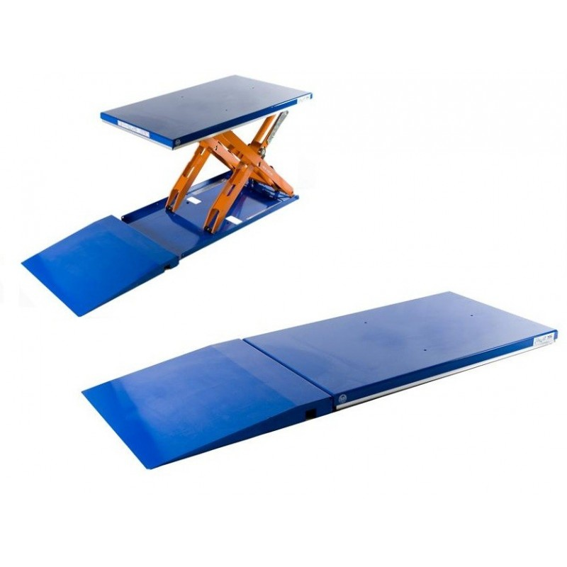 Table l vatrice extra plate tcb 600 - Table elevatrice electrique occasion ...