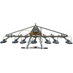 Palonnier à ventouses F14 2800