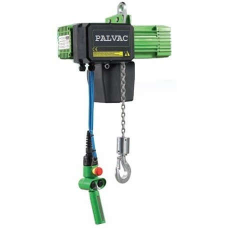 <p>Palan capacité 250 Kg /Double vitesse de levage 12 et 3 m/min /Rapport qualité prix excellent!</p>