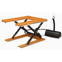 Table de levage en U - HU 1500