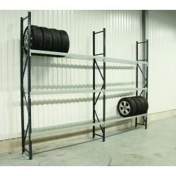 <p>Capacité de 60 pneus</p>