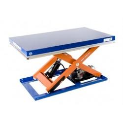 <p>Capacité 1000 K / <br />Elévation maxi : 1000 mm<br />Plateau de 1300*800 mm<br />Haute qualité de fabrication Européenne.</p>