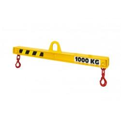 <p>Capacité 8000 Kg</p> <p>Portée standard de 1000 à 6000 mm</p>