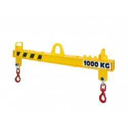 <p><strong>Capacité 4000 Kg</strong> Portée standard réglable de 1000 à 6000 mm</p>