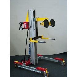 <p>Capacité 140 Kg - Elévation maximum 4050 mm - Ultra compact</p>
