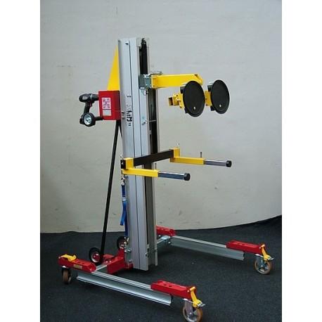Capacité 140 Kg - Elévation maximum 5260 mm - Ultra compact