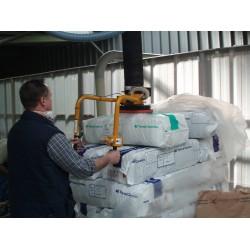 <p>Manutention de sac type plastique<br />Avec un poids standard constaté supérieure à 50 Kg</p>